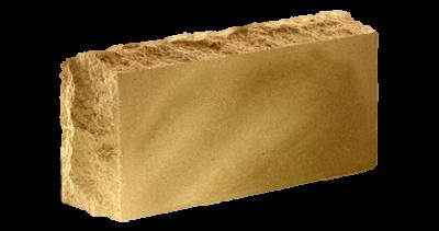 Кирпич стандартный полнотелый гладкий  Скала  тычковый сл.кость