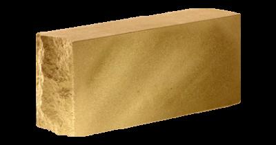 Кирпич стандартный полнотелый гладкий  тычковый  сл.кость