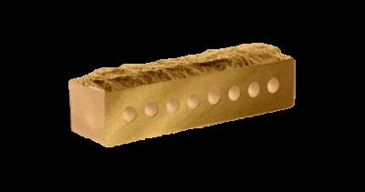 Кирпич узкий колотый Скала пустотелый  сл.кость